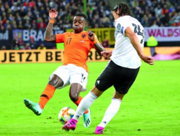 Holanda renace en Alemania