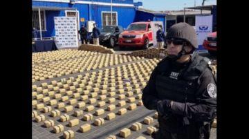Chile: Caen dos bolivianos con cocaína