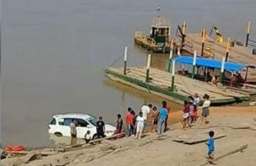 Rescatan un cuerpo sin vida en el río Beni
