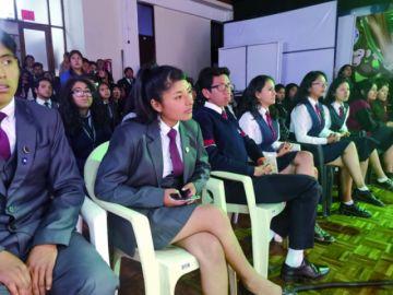 300 estudiantes compiten  en Olimpiadas del Saber