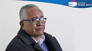 Cárdenas ofrece abrogar la Ley de la coca si gana
