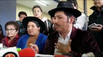 Fiscalía rechaza denuncia contra Esteban Urquizu por abuso sexual