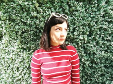 Tres poemas de Lucía Carvalho