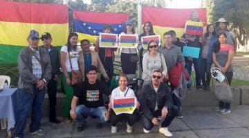 Iglesia pide solidaridad con los migrantes venezolanos