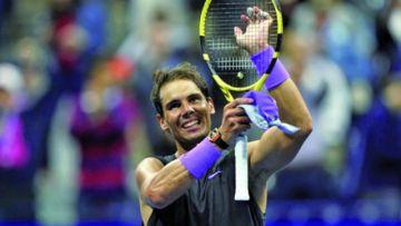 Rafael Nadal agranda su leyenda en Nueva York