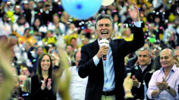 "Macri convoca a construir ""confianza"""