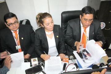 Fiscalía rechaza denuncia contra  el Gobernador por abuso sexual