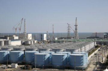 Ministro nipón cree que agua contaminada de Fukushima tendría que ir al mar
