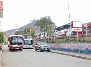 Transporte retoma pedido por el pasaje Gandarillas