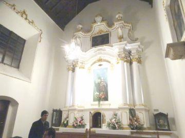 La Capilla de Guadalupe más renovada