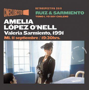 Cineclubcito repasa la vida de Amelia López O'Neill