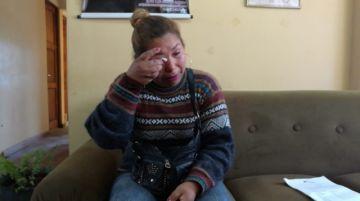 Mujer que denunció a Urquizu pide justicia y anuncia impugnación