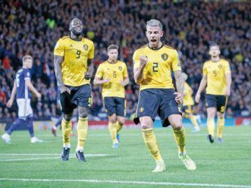 Euro 2020: Bélgica y Alemania ganan con contundencia