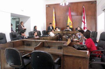 Plantean reducir recursos del Concejo