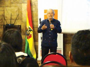 Español comparte su experiencia en patrimonio