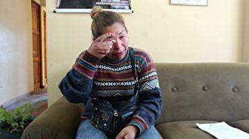 La mujer que denunció a Urquizu exige justicia
