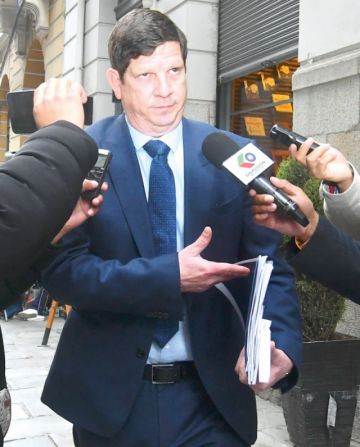 Egüez alega su inocencia  y Michel no va a declarar