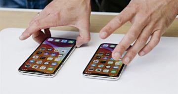 Apple opta por su línea clásica en sus nuevos iPhone