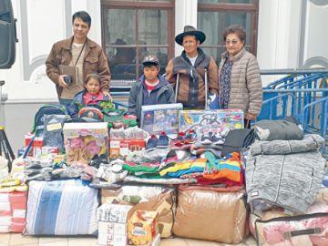 El Gobierno se solidariza con la familia de Tarvita