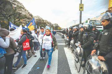 Argentina: Crisis tiende a agudizarse en las calles