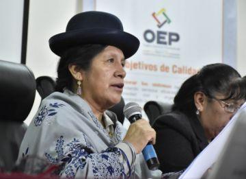 TSE identifica como delitos electorales los disturbios en Santa Cruz y pide investigación