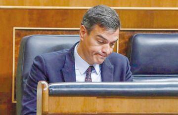 España: Sánchez rechaza propuesta de Pablo Iglesias