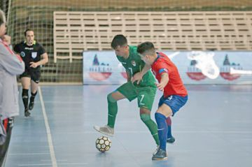 Bolivia debuta con puntos