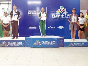 Pluris: un bronce y tres semifinalistas