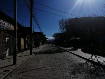 Cientos de turistas están atrapados en Uyuni a causa de los bloqueos
