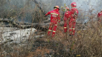 Nueva tragedia en la Chiquitanía: mueren ahogados tres bomberos voluntarios