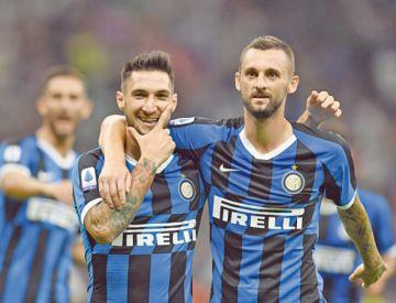 El Inter alcanza la cima