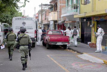 Michoacán, una víctima  de la droga y la extorsión