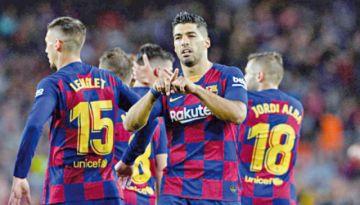 Barça y Madrid se encienden