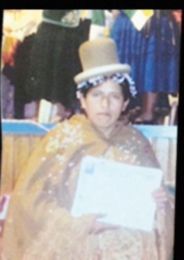 Juana Quispe, crónica de un asesinato anunciado