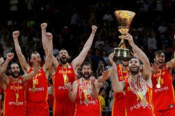 95-75: España se proclama campeona del mundo tras anular a Argentina