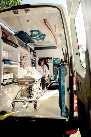Los hospitales móviles siguen con atenciones