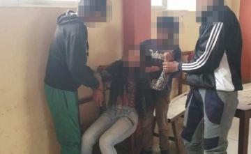 """Huacareta: ¿Estudiantes """"poseídos"""" por practicar un juego diabólico?"""
