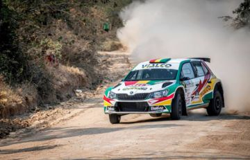 Bulacia logra el podio en el Rally de Turquía