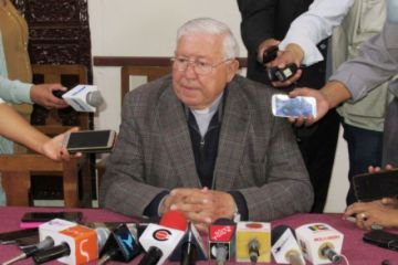 Iglesia católica sugiere estudio para determinar si jóvenes de Huacareta están poseídos