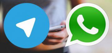 Snowden advierte sobre el peligro de usar WhatsApp y Telegram