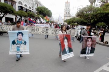 La Calancha: Gobierno pide  a la CIDH archivar demanda