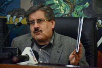 Albarracín pide al TSE levantar veto a encuesta de la UMSA