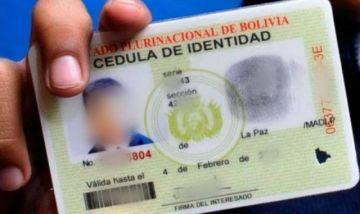 Segip: No hay cédulas de identidad duplicadas en nuestros registros