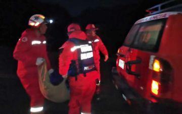Accidente deja un muerto y heridos en ruta La Paz-Caranavi