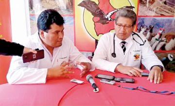 IPTK: Detectarán males cardíacos en campaña