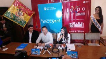Una treintena de artistas amenizará la Fexpo Sucre