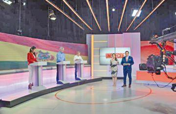 Candidatos a Vice se acusan de ser funcionales al MAS