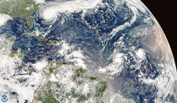 Bermudas habilita refugios ante la llegada de huracán
