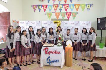 Pequeños Genios celebra  su 7mo. aniversario
