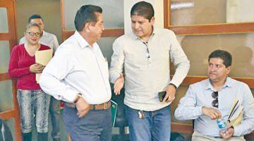 El TRD resolverá hasta el martes el caso FBF-Villegas